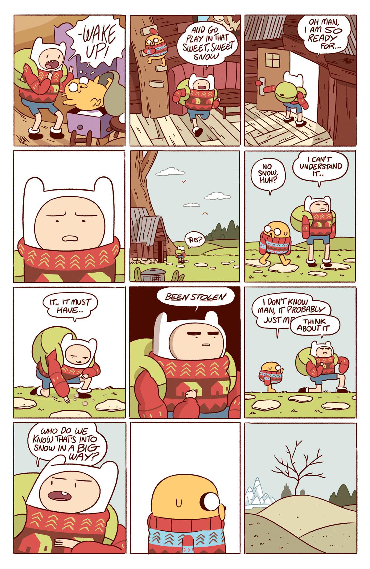 Adventure Time Luke Pearson Illustration And Comics